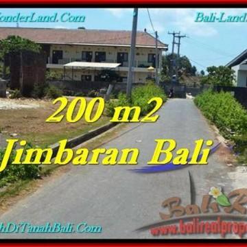 200 m2 LAND IN JIMBARAN FOR SALE TJJI101