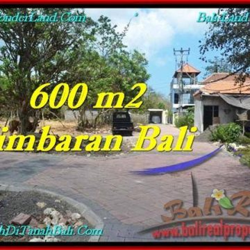 Affordable PROPERTY 600 m2 LAND FOR SALE IN JIMBARAN TJJI097