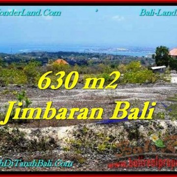 Magnificent PROPERTY JIMBARAN 630 m2 LAND FOR SALE TJJI099