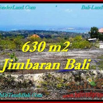 Magnificent PROPERTY Jimbaran Ungasan BALI LAND FOR SALE TJJI099
